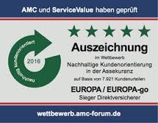 Europa Autoversicherung Test Der Grosse Testbericht 2019