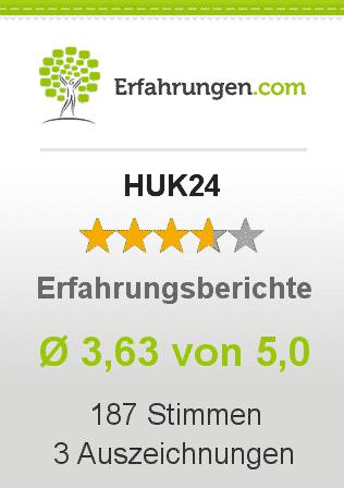 huk24 autoversicherung test der gro e testbericht 2019. Black Bedroom Furniture Sets. Home Design Ideas