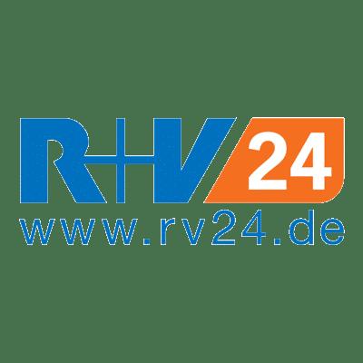 R+V24 logo